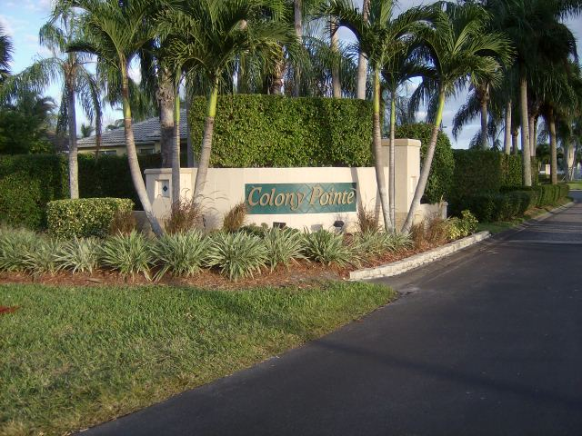 Colony Pointe Fort Myers